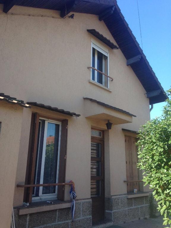 Aulnay- Sous- Bois - Nonneville -Maison 6 pièces