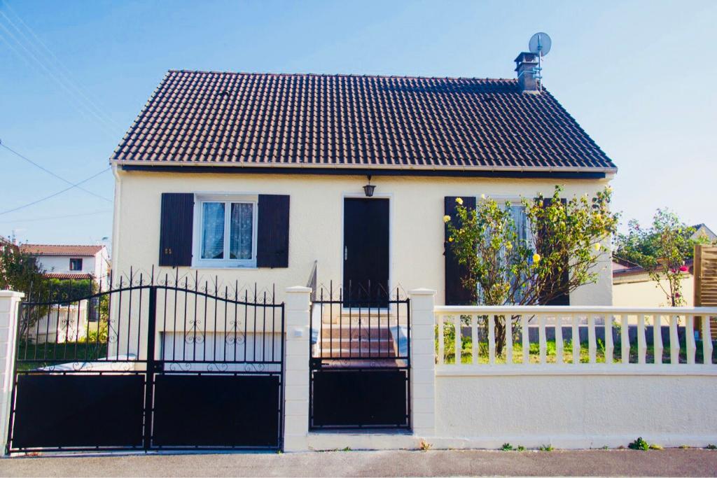 Aulnay-Sous-Bois- Nonneville - Maison 3 pièces