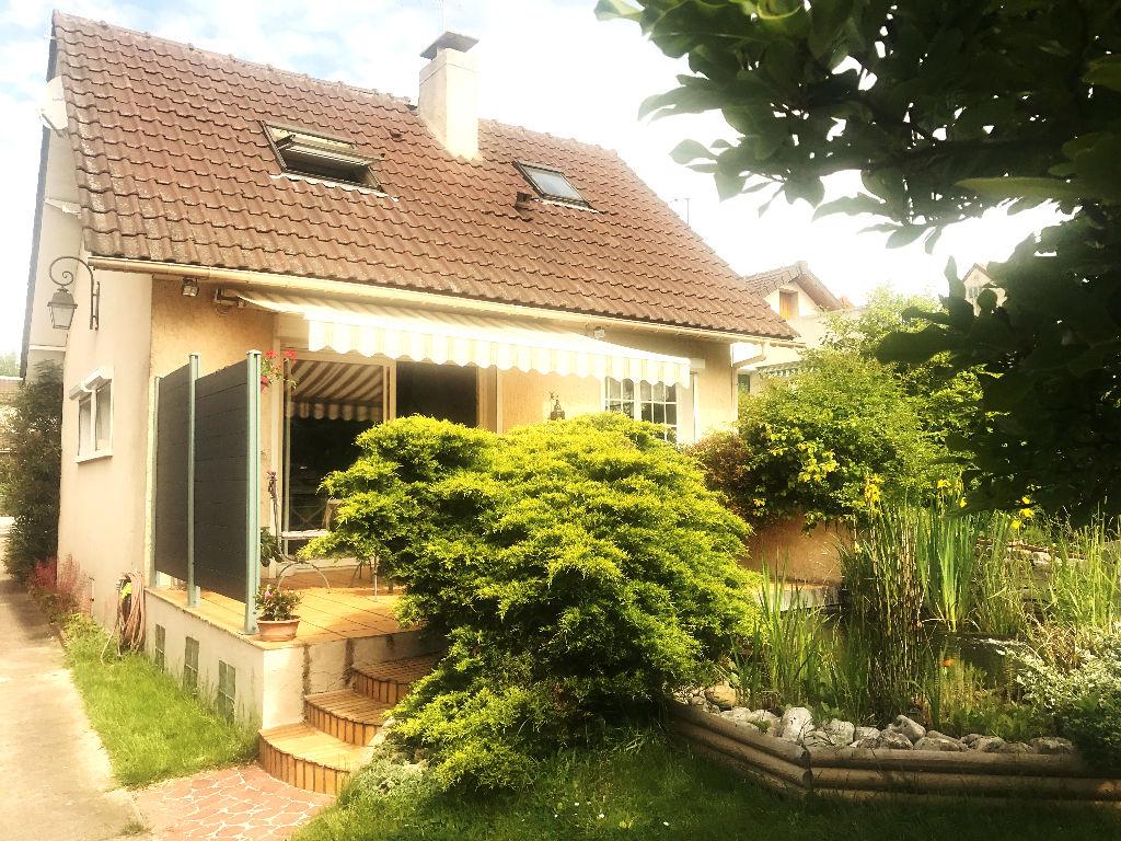 Aulnay Sous Bois - Canal de l'Ourc - Maison 5 pièce(s) 96 m2