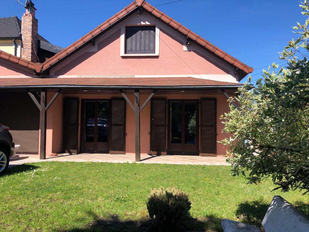 Aulnay Sous Bois - SUD - Maison 5 pièces 104 m²